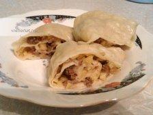 Фото к девятому шагу приуготовлению рецепта Ханум - узбекский рецепт