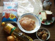 Фото к блюде Домашняя лазанья