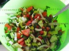 Фото приготовления Свинина в лаваше
