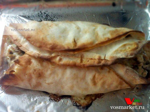 Фото готового блюда: Домашняя лазанья