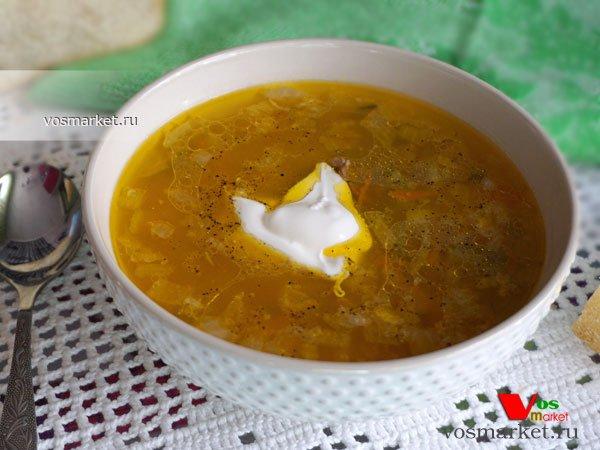 Фото готового блюда: Суп рассольник