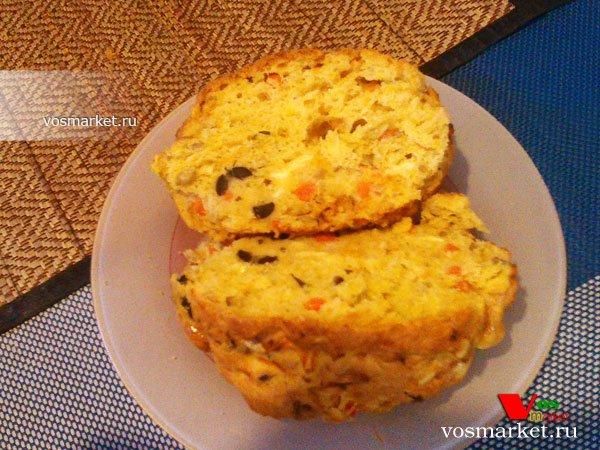 Фото готового блюда: Домашний хлеб
