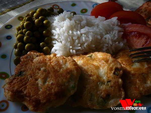 Фото готового блюда: Рубленные котлеты по-французски