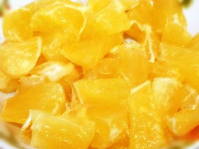 Апельсины для салата
