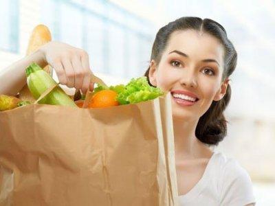 Женские и мужские продукты