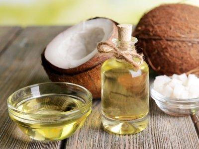 Главное фото рецепта Кокосовое масло
