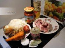 Фото к блюде Суп из консервированной фасоли