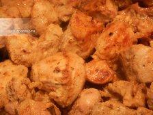 Фото приготовления Свинина с луком в духовке