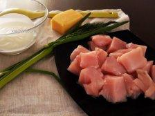 Фото к блюде Курица в сливочном соусе