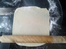 Фото к девятому шагу приуготовлению рецепта Испанские булочки в духовке
