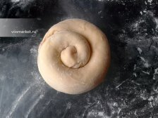 Фото приготовления Испанские булочки в духовке