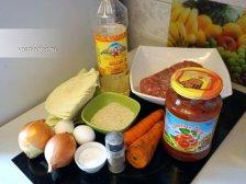 Фото к блюде Ленивые голубцы в духовке