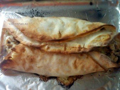 Главное фото рецепта Домашняя лазанья