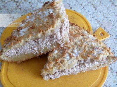 Главное фото рецепта Творожный торт-десерт