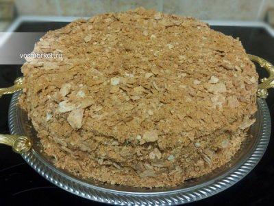 Главное фото рецепта Торт 'Наполеон'