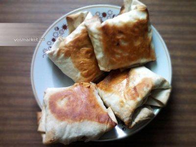 Главное фото рецепта Бурито в домашних условиях