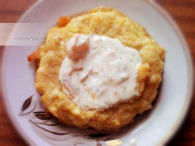 Главное фото рецепта Котлеты-колечки куриные