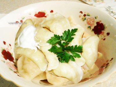 Главное фото рецепта Вареники с картошкой