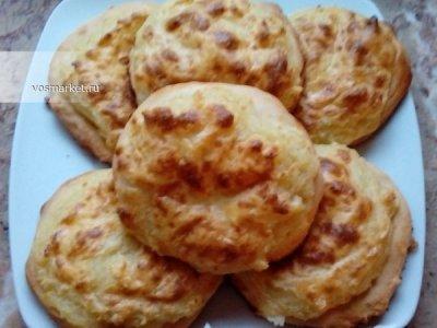 Главное фото рецепта Шаньги с картошкой