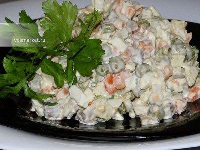 Главное фото рецепта Оливье классический