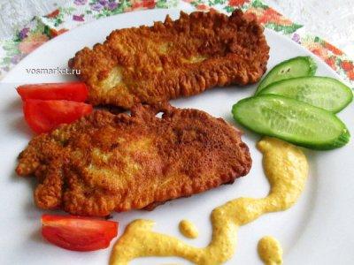 Главное фото рецепта Куриные отбивные в кляре