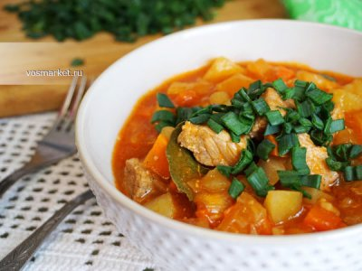 Главное фото рецепта Жаркое из свинины
