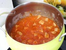 Фото к третьему шагу приуготовлению рецепта Жаркое из свинины
