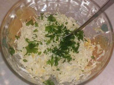 Главное фото рецепта Салат из корня сельдерея