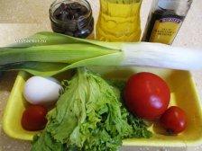 Фото к блюде Салат с маринованными опятами