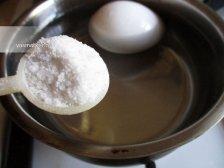 Фото к первому шагу приуготовлению рецепта Салат с маринованными опятами