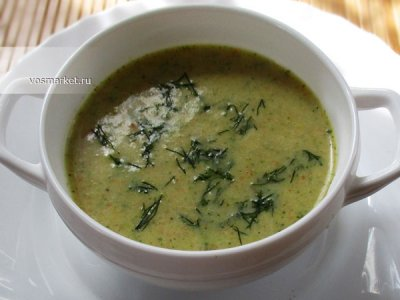 Главное фото рецепта Суп из брокколи