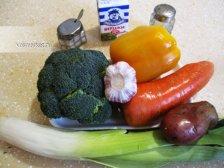 Фото к блюде Суп из брокколи
