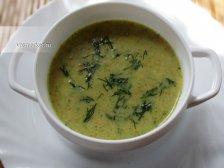 Фото к седмому шагу приуготовлению рецепта Суп из брокколи