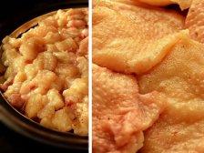 Фото к блюде Гусиные шкварки