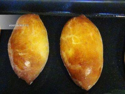 Главное фото рецепта Домашние пирожки в духовке