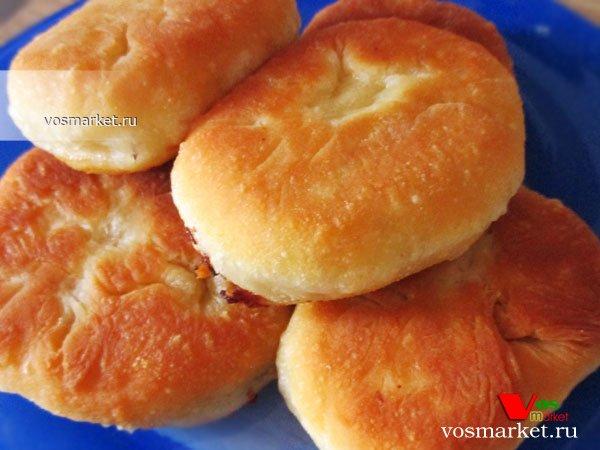 Фото готового блюда: Домашние беляши