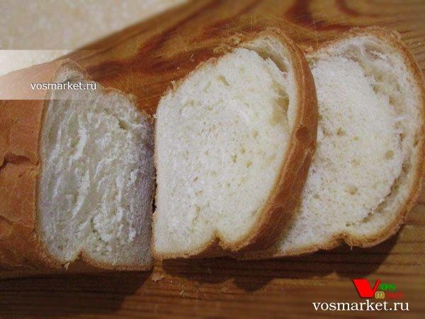 Фото готового блюда: Домашний хлеб в духовке