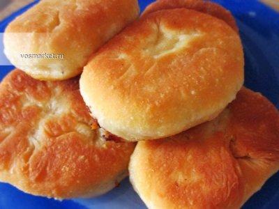 Главное фото рецепта Домашние беляши