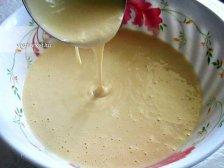 Фото к блюде Дрожжевые блины с припеком