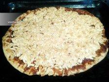 Фото к двенадцатому шагу приготовлению рецепта Тертый пирог с вареньем