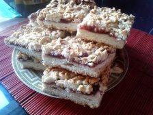 Фото к тринадцатому шагу приуготовлению рецепта Тертый пирог с вареньем