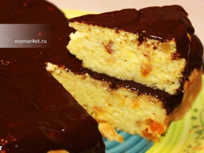 Главное фото рецепта Шоколадный пудинг