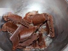 Фото к восьмому шагу приуготовлению рецепта Шоколадный пудинг