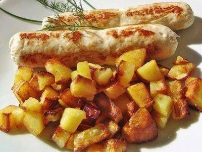 Главное фото рецепта Домашние сосиски