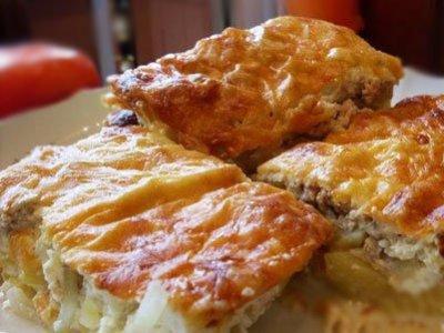 Главное фото рецепта Запеканка из картофеля с рыбой