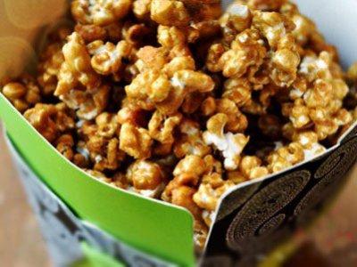 Главное фото рецепта Домашний попкорн