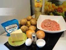 Ингредиенты для приготовления стожков