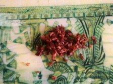 Фото к третьему шагу приуготовлению рецепта Щи из квашеной капусты
