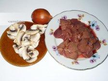 Ингредиенты домашнего паштета