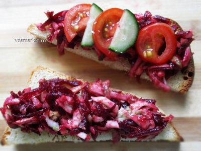 Главное фото рецепта Бутерброд с сыром и авокадо
